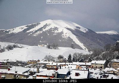 (S)nowcasting Appennino centrale (Lazio - Abruzzo - Umbria - Marche), inverno 2020/2021.-pescasseroli.jpg