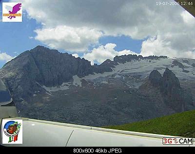 Il calo del ghiacciaio della Marmolada-marmolada-19-luglio-2006.jpg