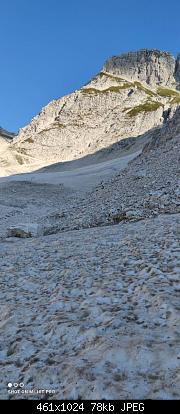 Conca Prevala (sella Nevea-ud) 15-08-09... e altre foto di confronto-img_20210910_172043.jpg