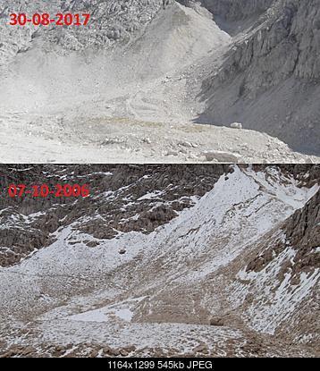 Conca Prevala (sella Nevea-ud) 15-08-09... e altre foto di confronto-confronto2006-2017.jpg